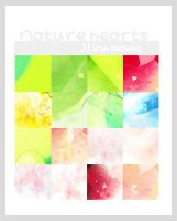 Icon texture - Nature hearts by jeanna-dennis