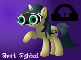 Short Sighted for Ought-Six by PrimalMoron