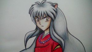 INUYASHA by domerelly