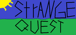 Strange Quest logo by GreenAshikawa