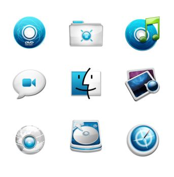 free galactica icons by iconhive