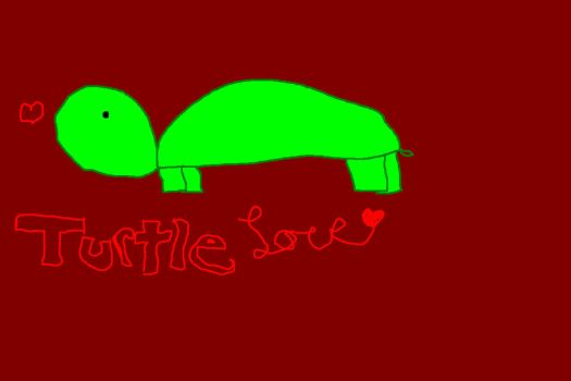 turtle love by OmgATurtle78
