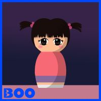 Boo Doll - Monsters Inc by hallatt