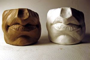 Mouth study and casting by Jengabean