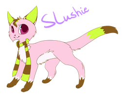 Slushie beckyyx3 commission by SandxFire-Adopts