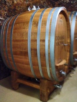 LArge Wine Barrell by cotonmomma
