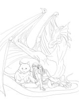 Ikyse's heirs - WIP by Khyl