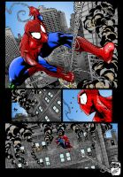 Amazing Spider-Man by richyunspoken