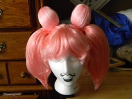 Chibiusa Cosplay Wig by Super-Moogles