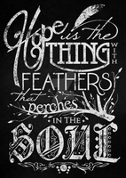 Hope is the Thing with Feathers by NasuOni