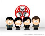 30STM - South Park Style by crazy-rodents