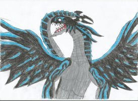 Acnologia by smaugthegolden123