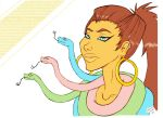.:The Snake Charmer:. by Suizas