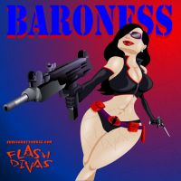 Baroness 1 by chriscrazyhouse