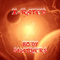 DJ X-Rated CD Cover Number 1 by anubis55