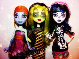 MH - We're the Mean Girls by Grudge-Glamorous