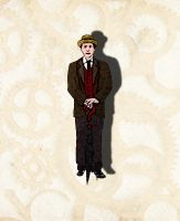 The Seventh Doctor by paranoia-machine