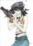 Gorillaz by blackstarsshine