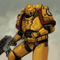 Imperial Fist by FonteArt