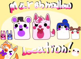 Welcome to Marshmallows location! by Hiyoko-little-chick
