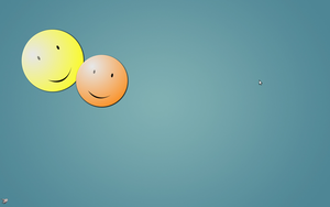Smiley widget for conky 1 by wlourf