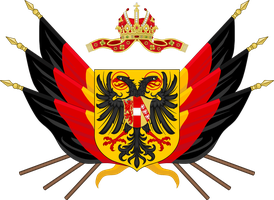 CoA of the German Confederation (Napoleonic) by TiltschMaster