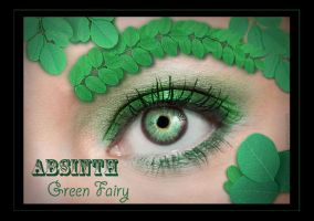 Green Fairy by LaVieAChoisi