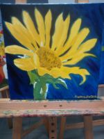 Sunflower part three by Trucina