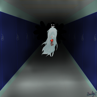 Ghost In The School by YaoiFanDrawer13