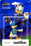 Donald Amiibo Custom picture by Hawkpelt22