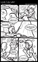 Love Can Wait Comic #1 by nighte-studios