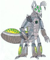 Ben 10: Mecha-Ant by siborg626