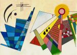 Abstract Kandinsky TARDIS by Umanimo