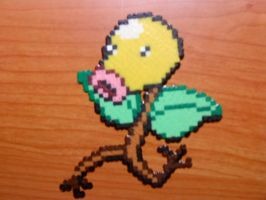 Bellsprout hama by Gandull
