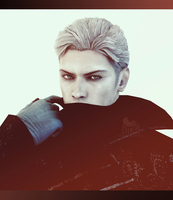 Vergil by SumireHaikuXNA