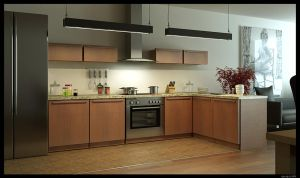 Kitchen by georgas1
