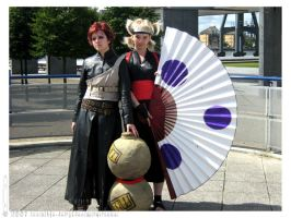 ::JapEx - Gaara and Temari:: by invisible-deity