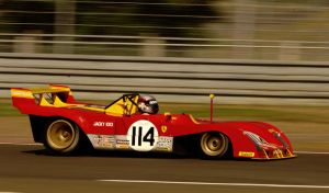 Ferrari 312 PB by DaveAyerstDavies