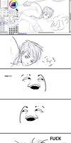 RC: When I reach lineart level by ChibiGuardianAngel