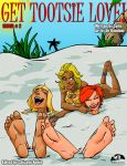 GET TOOTSIE LOVE #2 Cover by MTJpub