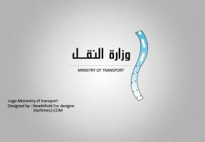 ministry of transport - logo by Newfelhdd