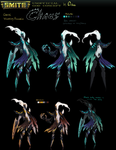 SMITE Character Design CHAOS by Cizu