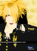 Ruki - The GazettE by HokaidoPlanet