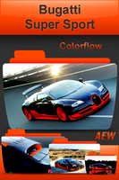 Bugatti Super Sport Colorflow by A-E-W