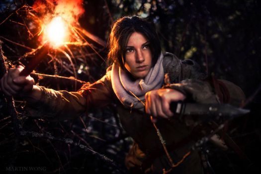 Rise of the Tomb Raider by JennCroft