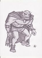 Etrigan, The Demon Sketch by rob-T512