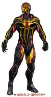 IronSpiderManNOWGG by gloade