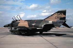 RF-4C 69-0360 Recce test jet by F16CrewChief