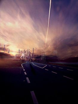 Road to industry by devASHBA
