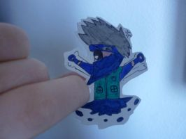 kakashi's face by laura22elle
